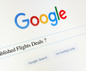 Unpublished Flights Deals