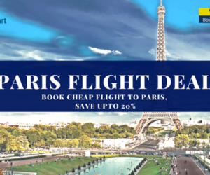Delta Airlines Cheap Flights to Paris