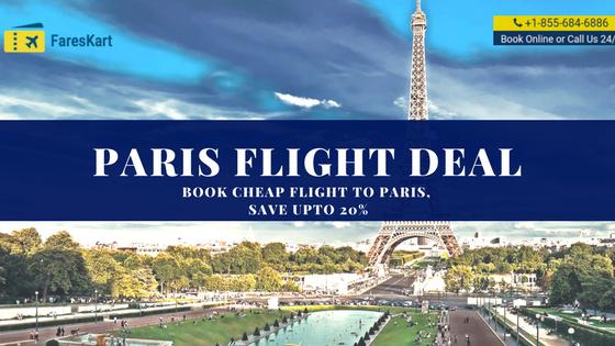 Delta Airlines Cheap Flights to Paris