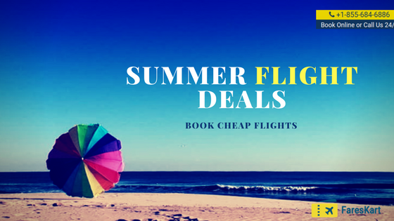 Top Summer Vacation Destinations and Flight deals 2018