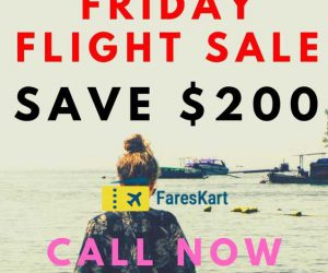 Black Friday Airline Flight Deals 2019