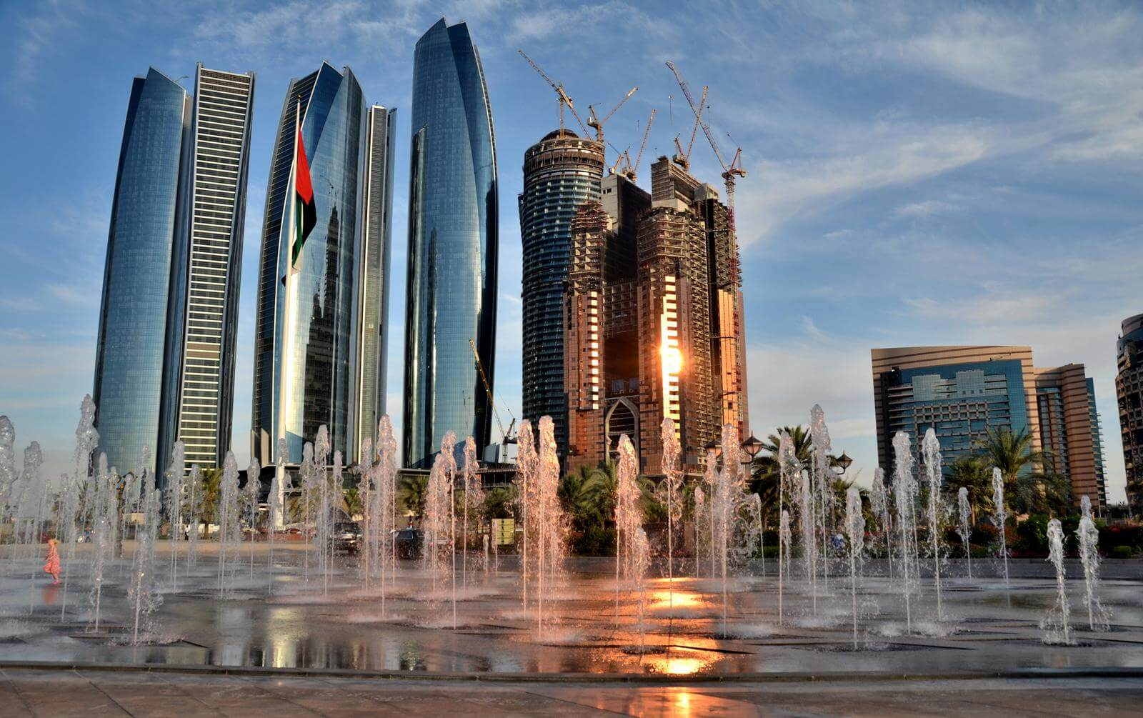 Airlines Flash Sale to Abu Dhabi