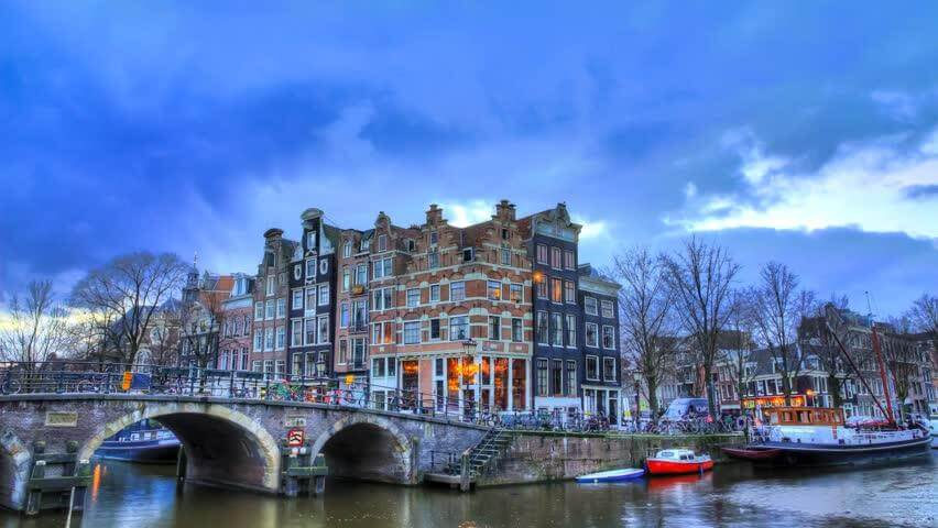 cheap flight Amsterdam