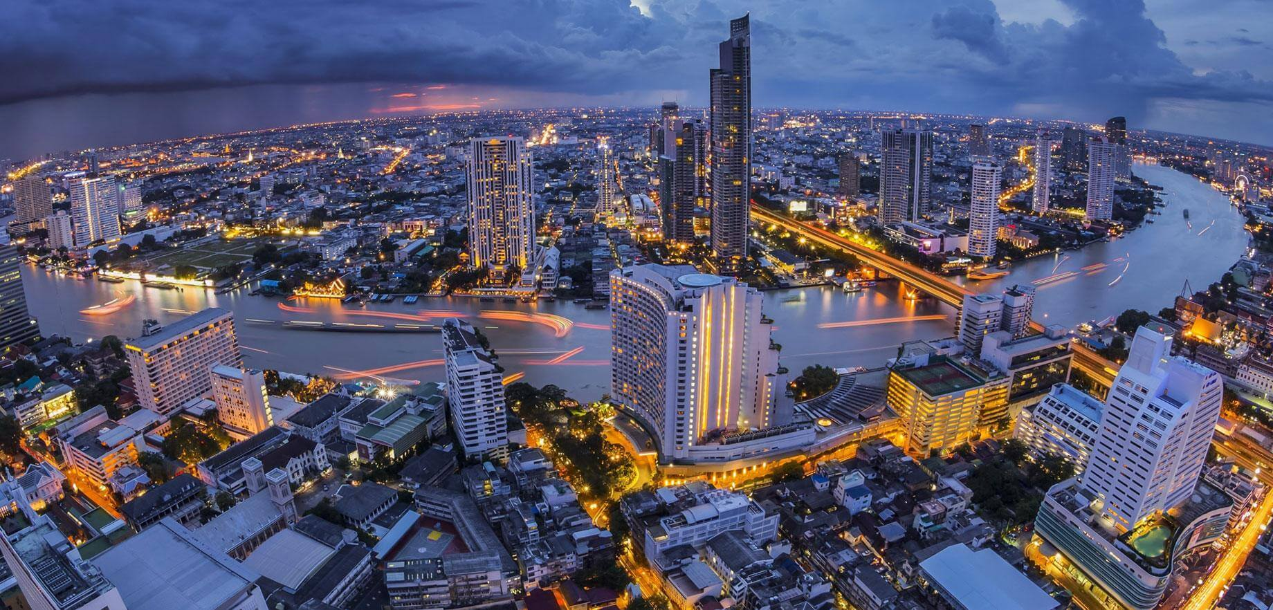 Airlines Flight Deals To Bangkok
