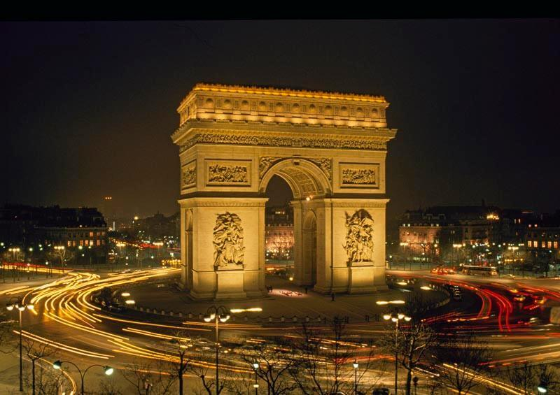 Airfare To Paris From New York
