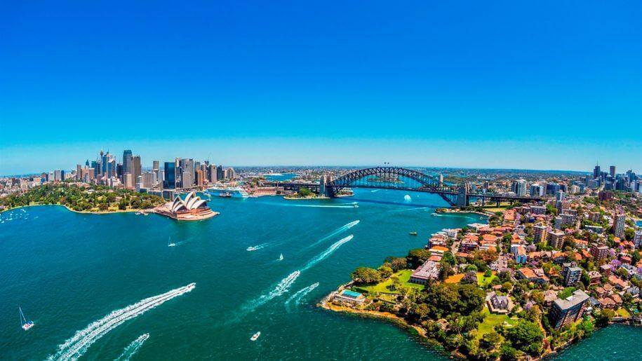 United Airlines E Tickets Sydney